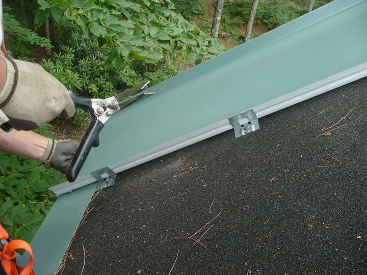 Busting The 5 Biggest Myths About Metal Roofs | Atlanta ... on storm windows on mobile home, best roof for mobile home, rain gutters on a mobile home, shutters on mobile home, trusses on mobile home, rolled metal roof mobile home, tin roof for mobile home, soft metal roof mobile home, canopy on mobile home, concrete slab on mobile home, silver gray metal roof home, cool seal roof mobile home, dome roof over mobile home, building onto a mobile home, mobile homes log home, sheet metal on mobile home, eaves on mobile home, install metal roof mobile home, metal roof over mobile home, metal roof home value,